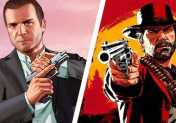 Гульні GTA V і Red Dead Redemption 2 налічвалі 2 мільёны асобнікаў