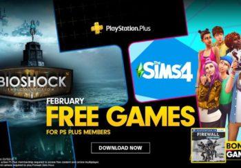 Бясплатныя гульні PlayStation Plus былі прадстаўлены ў лютым
