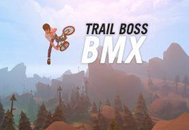 Агляд гульні Trail boss bmx