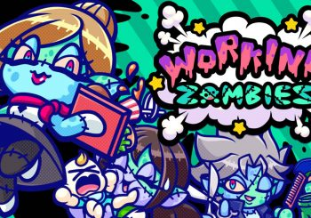 Агляд гульні Working Zombies