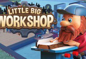 Агляд гульні Little Big Workshop