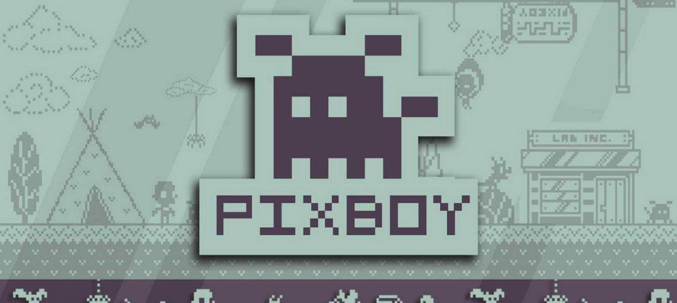 Агляд гульні Pixboy