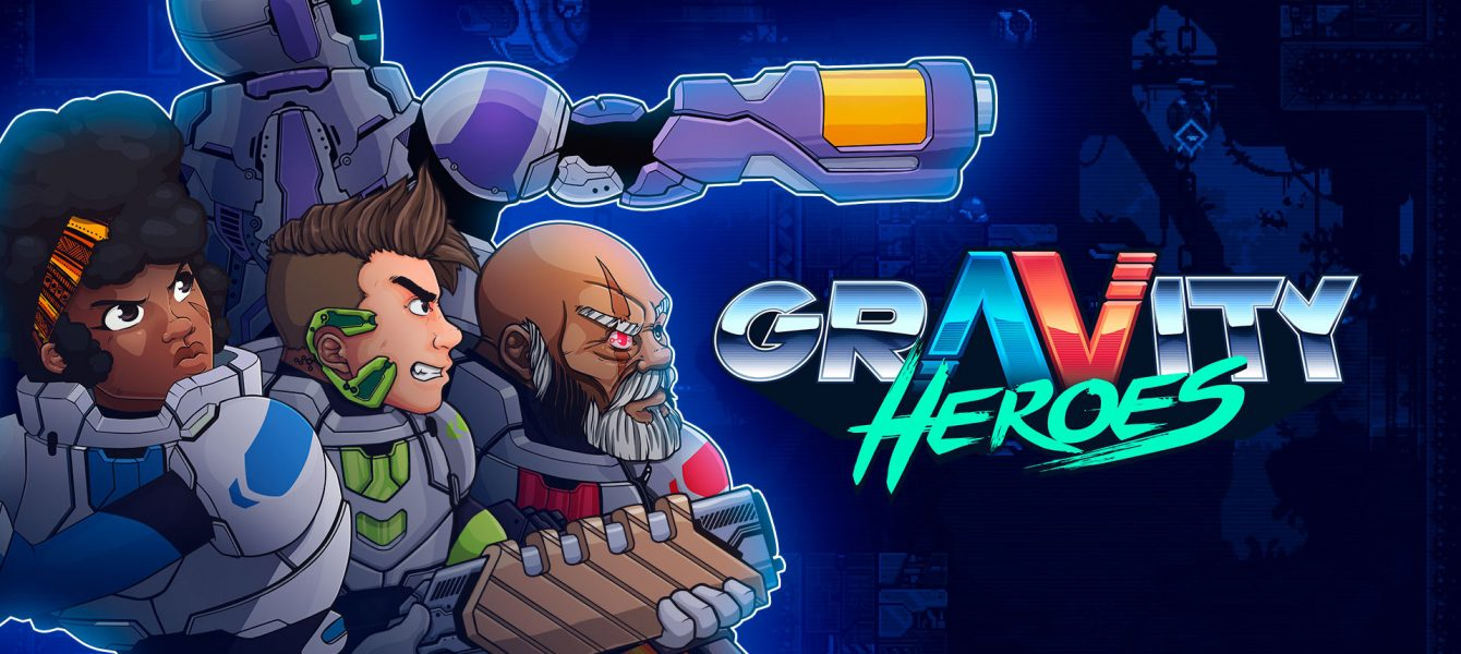 Агляд гульні Gravity Heroes