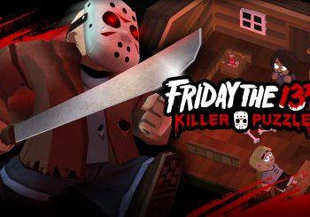 Агляд гульні Friday the 13th: Killer Puzzle