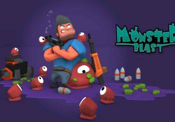 Агляд гульні Monster Blast
