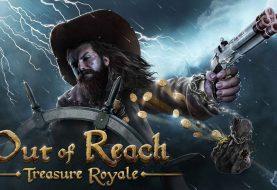 Агляд гульні Out of Reach: Treasure Royale
