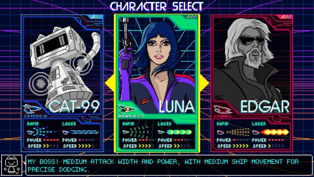 Star Hunter DX-4