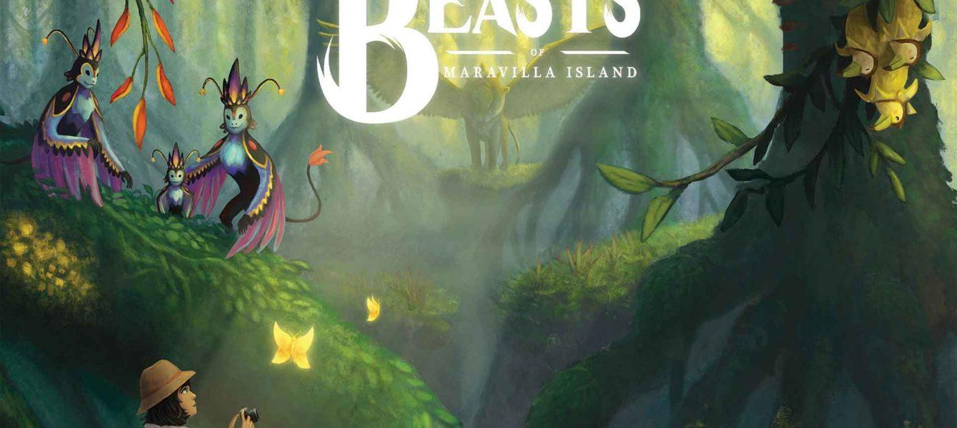 Агляд гульні Beasts of Maravilla Island