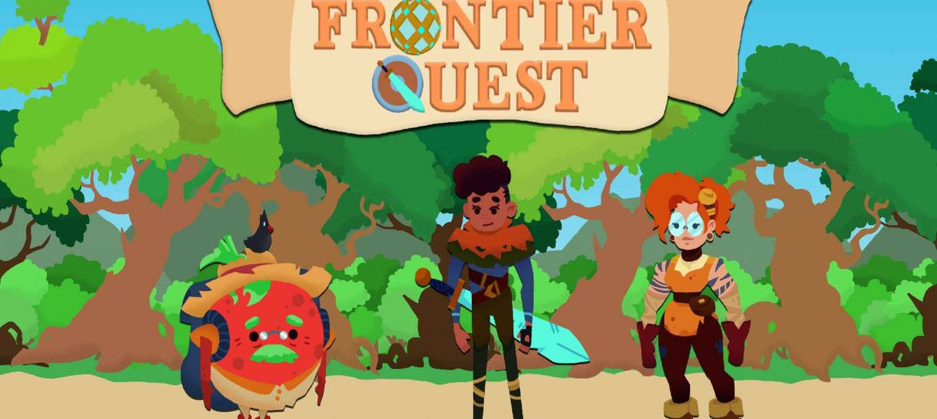 Агляд гульні Frontier Quest
