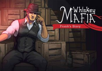 Агляд гульні Whiskey Mafia: Frank's Story