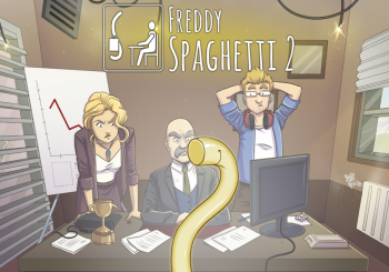 Агляд гульні Freddy Spaghetti 2