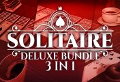 Агляд гульні Solitaire Deluxe Bundle - 3 in 1