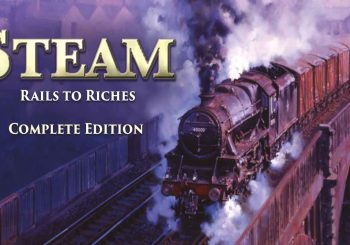 Агляд гульні Steam: Rails to Riches Complete Edition