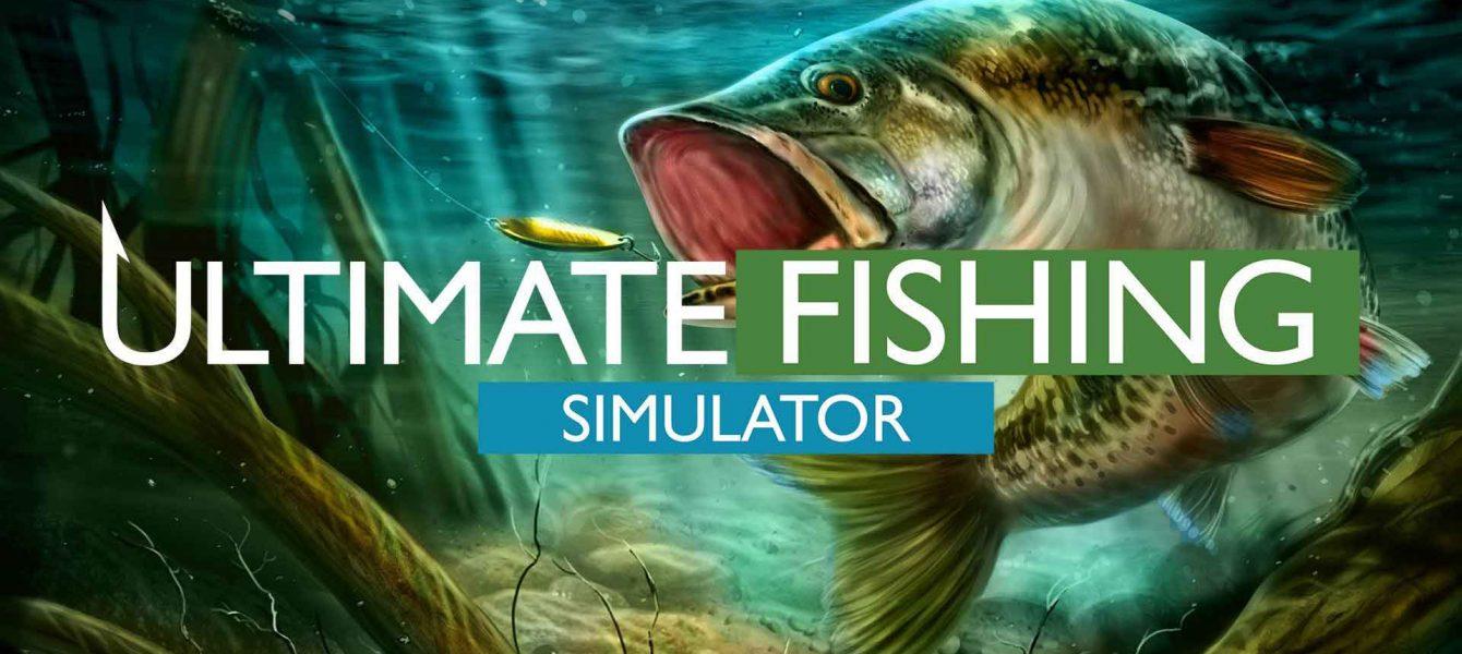 Агляд гульні Ultimate Fishing Simulator