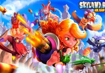 Агляд гульні Skyland Rush: Air Raid Attack