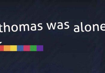 Агляд гульні Thomas Was Alone