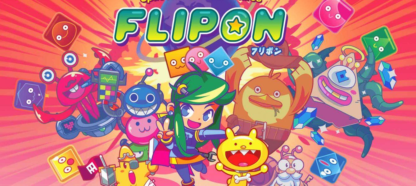 Агляд гульні Flipon