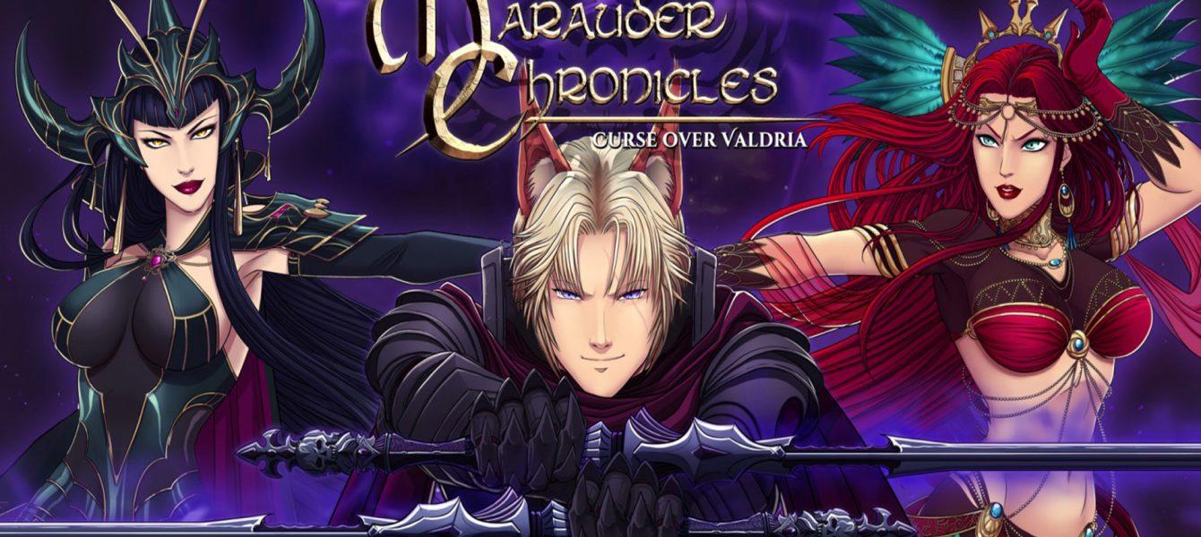 Агляд гульні The Marauder Chronicles: Curse Over Valdria