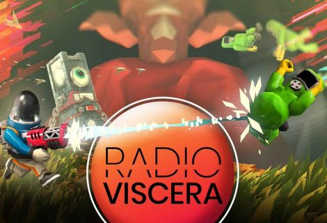 Агляд гульні Radio Viscera