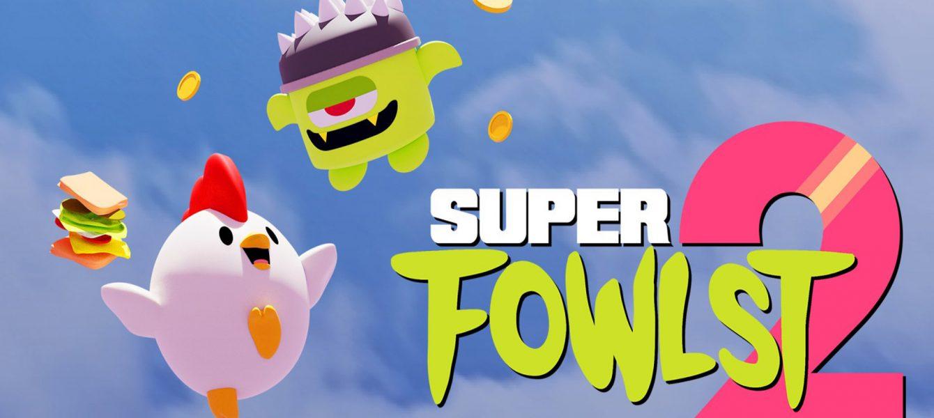 Агляд гульні Super Fowlst 2